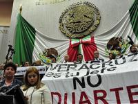Congreso de Veracruz aprueba basificar a 7 mil burócratas del gobierno de Duarte