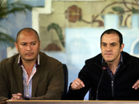 Cuauhtémoc Blanco destituye al secretario del ayuntamiento de Cuernavaca