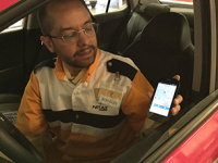 Empresa mexicana equipa taxis con sistema inteligente similar a Uber y Cabify