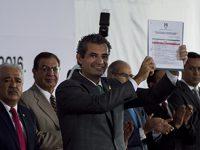 Enrique Ochoa nuevo Presidente Nacional del PRI