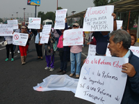 Entre seis y ocho asaltos al día en la México-Pachuca: habitantes de Ecatepec