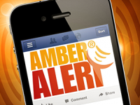 Facebook y PGR se unen para difundir Alerta Amber