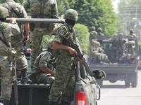 Arriban 600 militares a Tamaulipas ante incremento de violencia