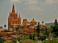 San Miguel de Allende, la mejor ciudad de AL y la tercera del mundo