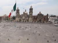 El Zócalo de la CDMX será completamente peatonal a partir de agosto: Mancera