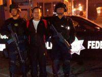 Detienen a fundador del grupo criminal La Familia Michoacana