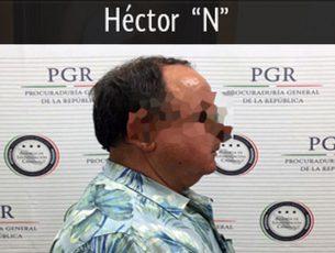 Detienen en el AICM a excolaborador de Guillermo Padrés