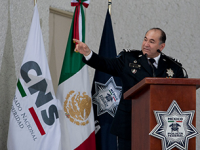 Cesan a Enrique Galindo, comisionado general de la Policía Federal