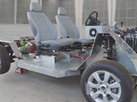 Mexicanos desarrollan vehículo eléctrico que opera con hidrógeno