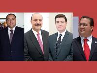 El PRI analiza expulsar a tres gobernadores y un ex mandatario