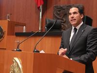 Pablo Escudero del PVEM presidirá la Mesa Directiva del Senado