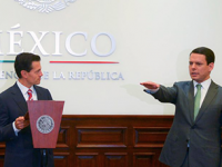 Designa Peña Nieto a nuevo director de CFE