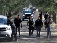 Policía Federal sólo repelió agresión en Tanhuato: Renato Sales
