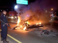 VIDEO: Emboscada a militares en Culiacán deja seis soldados muertos