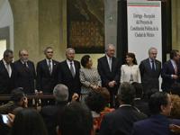 Instalan Asamblea Constituyente de la Ciudad de México