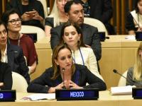 México establecerá Centro Global en Estadística de Género: SRE