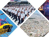 Policía eficaz contra el crimen