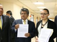 Diputados del PRD piden juicio político contra Tomás Zerón