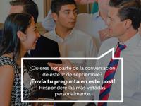 Diálogo de Peña Nieto con jóvenes por su 4to Informe: un encuentro controlado