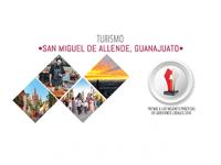 San Miguel de Allende recibe premio por sus buenas prácticas en Turismo