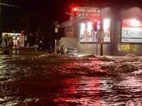 Tormenta en Durango deja cinco muertos y severas inundaciones