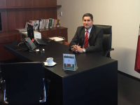 Alcalde con licencia de Iguala sustituye a René Juárez en el Senado