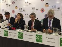 Alcaldes del mundo piden en Hábitat III protagonismo en elaboración de agenda urbana