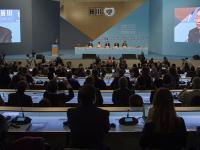 """""""Ayuden a crear los pueblos y ciudades del futuro"""", pide Ban Ki-moon a alcaldes"""