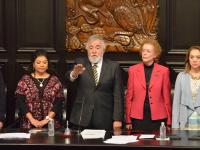 Eligen Mesa Directiva de la Asamblea Constituyente de la CDMX