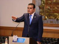 Rinde protesta Enrique Rivas como nuevo Alcalde de Nuevo Laredo