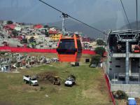 Inauguran el Mexicable en Ecatepec con inversión de mil 700 mdp