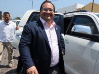 Justicia busca a Javier Duarte; no podría ser detenido por contar todavía con fuero