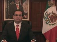 VIDEO: Javier Duarte se despide de los veracruzanos tras solicitar licencia