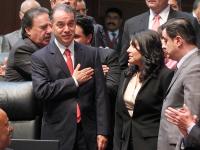 """""""Renuncio a cualquier aspiración político electoral"""": Raúl Cervantes, nuevo titular de la PGR"""