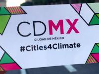 Alcaldes del C40 se reúnen en la Ciudad de México contra el cambio climático