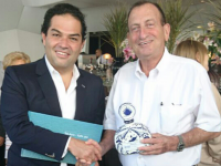 Alcaldes de Huixquilucan y Tel Aviv intercambian experiencias exitosas