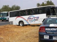 Asaltos a autobuses son más frecuentes en autopistas del Estado de México