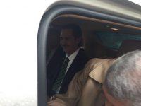 Guillermo Padrés se entrega a las autoridades; llega al Reclusorio Oriente