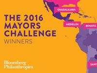 Guadalajara entre las cinco ciudades ganadoras del Mayors Challenge 2016