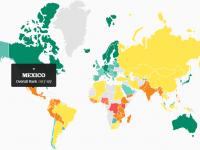 Policía de México en el lugar 118 de 127 países; es la segunda peor de AL
