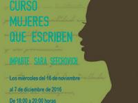 """Sara Sefchovich presentará en la UNAM el curso """"Mujeres que escriben"""""""