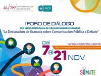 Municipalistas debaten sobre rol de la comunicación pública en construcción de la democracia