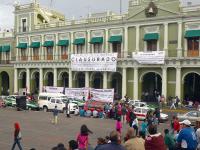 Fondos para municipios de Veracruz saqueados: alcaldes