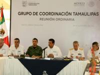 Refuerzan seguridad en los cuatro municipios más violentos de Tamaulipas