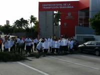 Colapsa sector salud de Veracruz por falta de pago del gobierno estatal