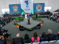 Metepec vuelve a brillar: David López Cárdenas en su primer informe de gobierno