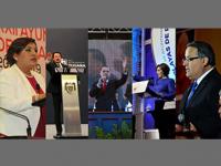 Asumen sus cargos los alcaldes de Baja California electos este año