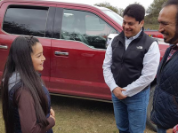 Alcaldes de San Luis Potosí ofrecen seguridad para los XV de Rubí