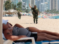 Las 23 entidades de México más peligrosas para viajar según EU