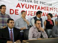 Cuauhtémoc Blanco se reunirá con Osorio Chong para definir seguridad en Cuernavaca
